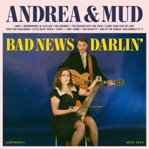 3. Bad News Darlin' Album Cover